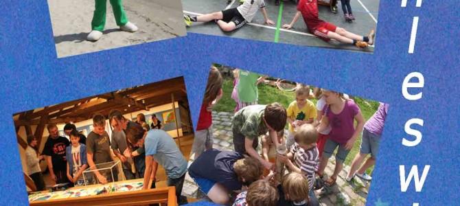 Kinderferienspass 2015 Schleswig