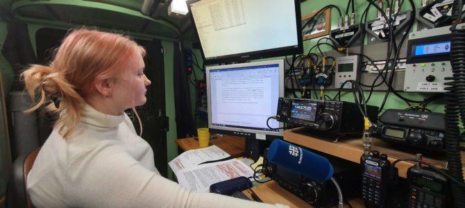"""CQ M13 – HIER: Zusammenfassung OV-Abend vom Freitag, den 6. November 2020 + """"Online OV-Testkonferenz"""""""